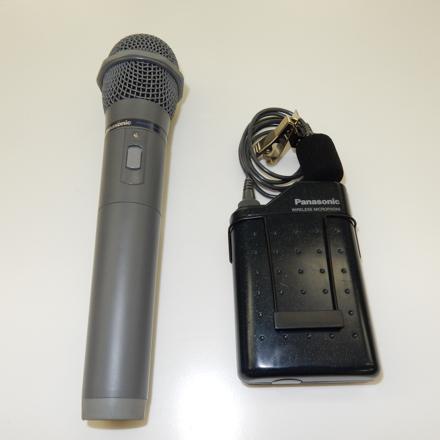 拡声装置(マイクセット)