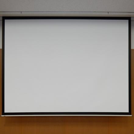 スクリーン(天井固定型)